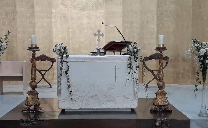 """DOMENICA 29 MARZO OMELIA DI DON SERGIO          – II^ PARTE – """"RESURREZIONE DI LAZZARO"""" (Gv.11,46-12,8)"""