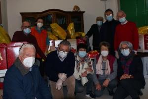 Gruppo volontari Caritas